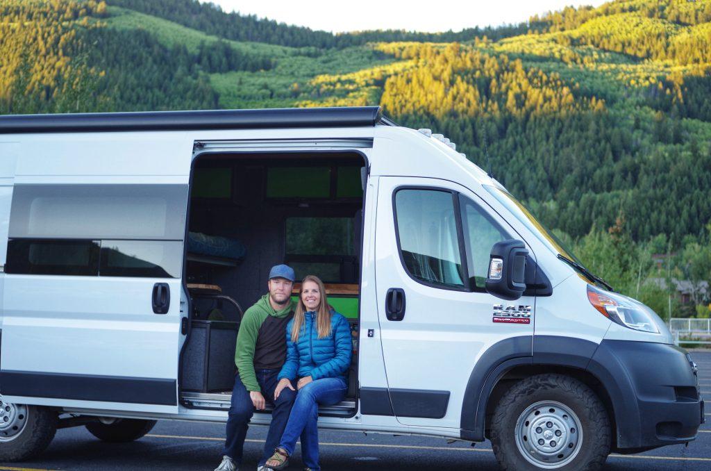 live in a van full time