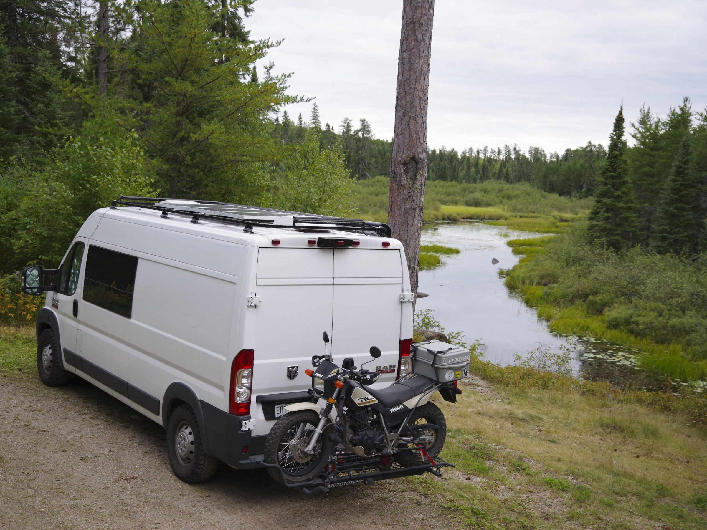 best van for vanlife