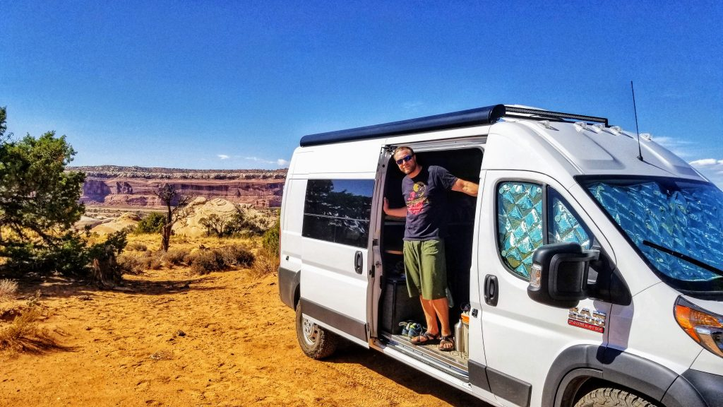 best places for vanlife