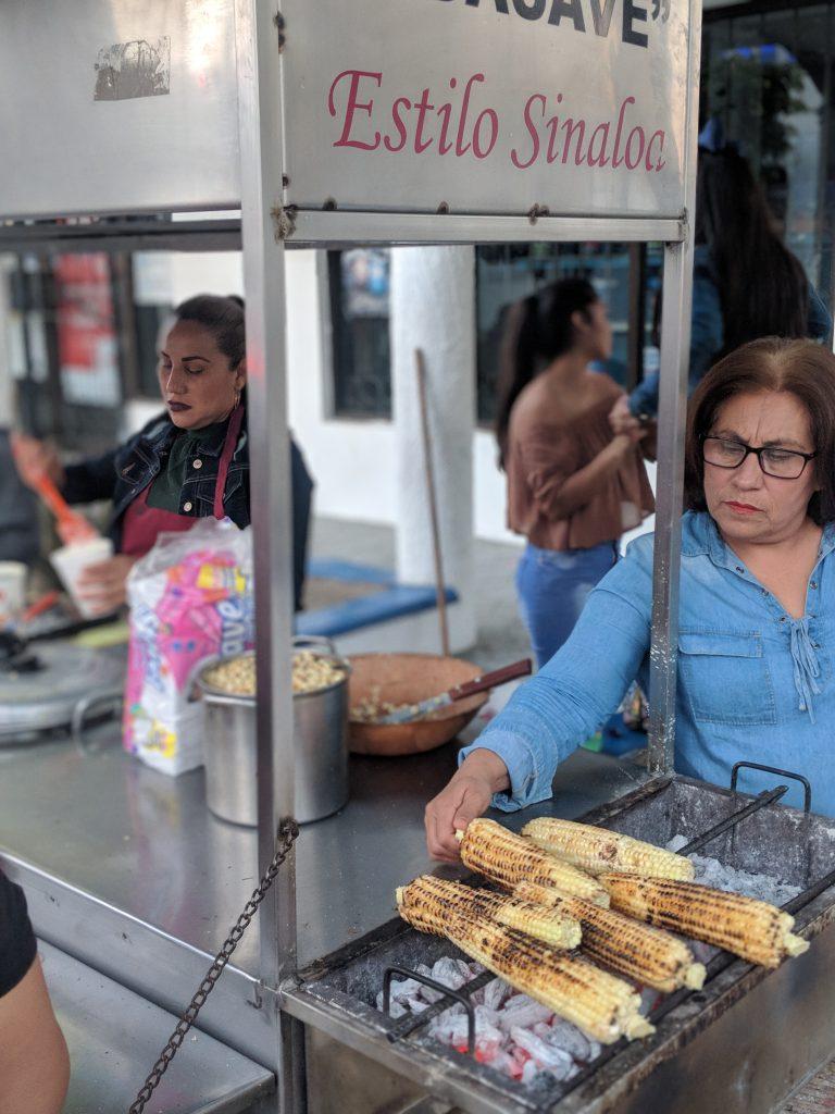 best street food in baja